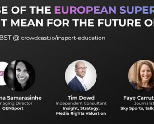 InSport Education: The collapse of the European Super League